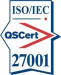 Certification mark ISO/IEC 27001